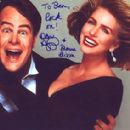 Donna Dixon and Husband Dan Akroyd Sharing a Laugh