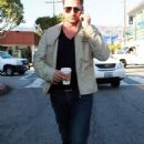 Starbucks Stud in LA
