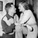 Mickey Rooney and Martha Vickers
