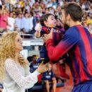 The Shakira Mebarak and Gerard Pique Time-Line - 454 x 457