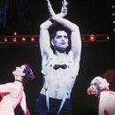 Stage and Screen -- John Stamos In The 1998 Broadway Musical CABARET - 390 x 285