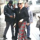 Charlize Theron – Arrives at The View in New York