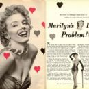 Marilyn's Love Problem!
