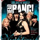Tuomas Holopainen, Marco Hietala, Floor Jansen, Emppu Vuorinen, Jukka Nevalainen, Troy Donockley - Headbang Magazine Cover [Turkey] (January 2014)
