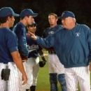 Christian Kane, Freddie Prinze Jr., Wilmer Valderrama, Matthew Lillard and Brian Dennehy in Warner Brothers' Summer Catch - 2001