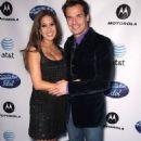 Antonio Sabato Jr. and Cheryl Nunes