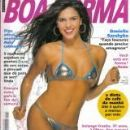 Boa Forma Magazine Cover [Brazil] (June 2000)