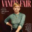 Michelle Williams – Vanity Fair Magazine (September 2018) - 454 x 618