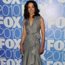 Jennifer Beals - FOX UpFront After Party At Wollman Rink, Central Park On May 17, 2010 In New York City