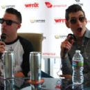 Alex Turner and Matt Helders