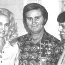 George Jones With Tammy Wynette