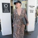 Sharon Stone in Sheer Dress out in Beverly Hills - 454 x 632