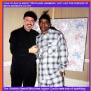 COOLIO!  RAP IS ABOUT TRUTH AND HARMONY, JUST LIKE THE ESSENCE OF METIN BEREKETLI'S ART