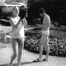 Sharon Tate and Jay Sebring - 454 x 336