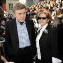 Walter Koenig and Judy Levitt - 419 x 524