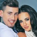Stephanie Davis and Jeremy McConnell Cooke