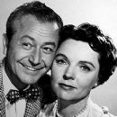 Jane Wyatt and Robert Young