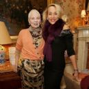 Jerry Hall at Mark's Club for the Vivienne Westwood Autobiography Launch on October 7, 2014 in London, England - 454 x 721