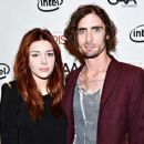 Tyson Ritter and Elena Satine - 454 x 381