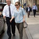 Rachel McAdams Out For Lunch In New York City