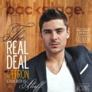 Zac Efron: November 2012 issue of Backstage magazine