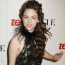 Brittany Curran - 7 Annual Teen Vogue Young Hollywood Party At MILK Studios On September 25, 2009 In Los Angeles, California - 454 x 587