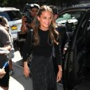 Alicia Vikander – Leaves The Greenwich Hotel in NYC , July 2016 - 454 x 681