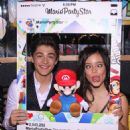 Jenna Ortega – Asher Angel Celebrates his 16th birthday in LA - 454 x 578