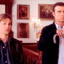 Breckin Meyer and Liev Schreiber in James Mangold's Kate & Leopold - 2001