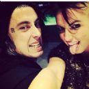 Ronnie Radke and Jenna King
