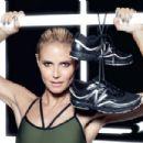 Heidi Klum New Balance Fall 2014