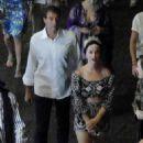 Katy Perry – Seen at the Grotta Azzurra in Capri