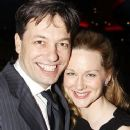 Laura Linney and Marc Schauer - 366 x 549