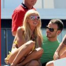 Tara Reid - Yacht In St. Tropez, July 25 2009