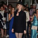 Eva Herzigova – Arriving for the Dior Dinner in Cannes - 454 x 753