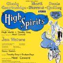 High Spirits (musical) Original 1964 Broadway Cast Starring Beatrice Lillie - 454 x 454
