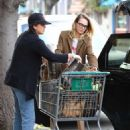 Ashley Benson, Cara Delevingne and Kaia Gerber – Shopping in West Hollywood