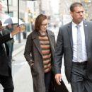 Evan Rachel Wood – Leaving her hotel in New York City - 454 x 681