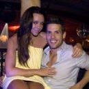 Hugh Hanley and Michelle Heaton - 454 x 324