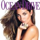 Lily Aldridge Ocean Drive May June 2011