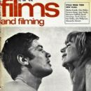 Marianne Faithfull - Films and Filming Magazine Cover [United Kingdom] (July 1968)