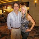 George Maloof with Kelly Carrington - 453 x 604