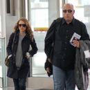 Natalie Portman - Departing From Pearson International Airport In Toronto - September 14, 2010