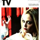 Dark Shadows - TV Kathimerini Magazine Cover [Greece] (16 October 2016)