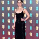 Emilia Clarke – 2020 British Academy Film Awards in London