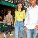 Kendall Jenner – Leaving Bar Pitti Restaurant in New York