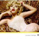 Scarlett Johansson - Dolce & Gabbana Ads