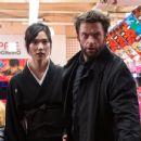 Hugh Jackman and Tao Okamoto