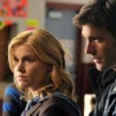 """Emily Rose and Lucas Bryant pics from TV series """"Haven"""""""