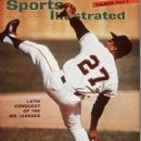 Juan Marichal - Sports Illustrated Magazine Cover [United States] (9 August 1965)